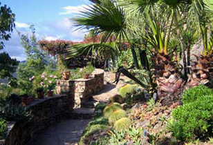 Jardin de Roquebrun