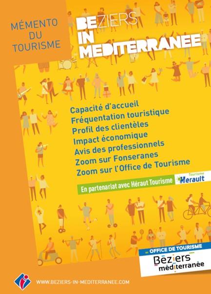 Couv Mémento du Tourisme 2019 Beziers in medit.jpg